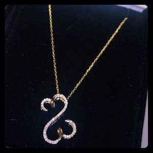 Jewelry - Kay Jewelers Open Hearts Necklace
